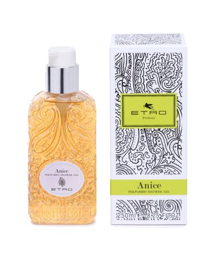 etro anice perfumed shower gel uomo|donna 200 ml