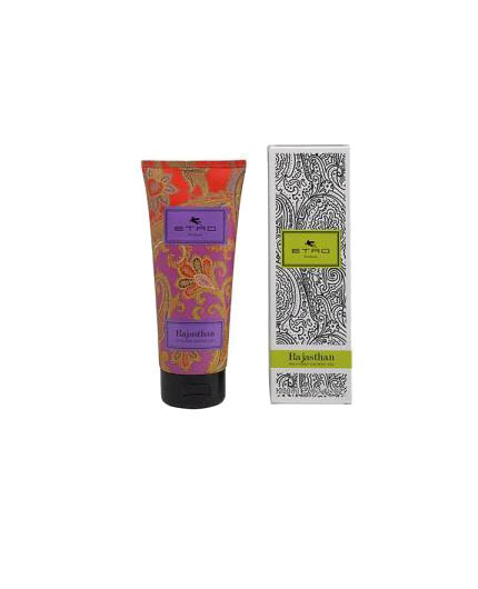 etro rajasthan perfumed shower gel donna 200 ml