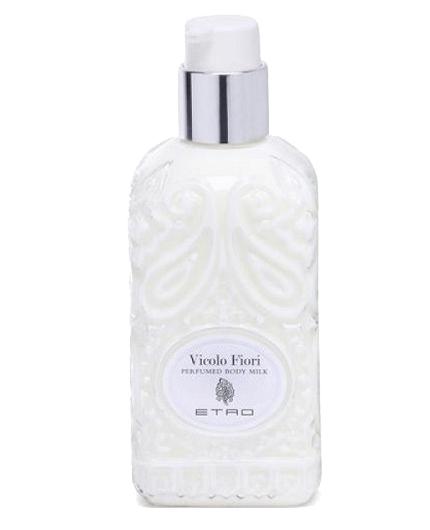 etro vicolo fiori perfumed body milk donna 200 ml