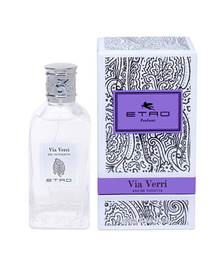 etro via verri eau de toilette uomo|donna 100 ml