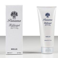 panama millesimè air & body shower gel 200 ml uomo