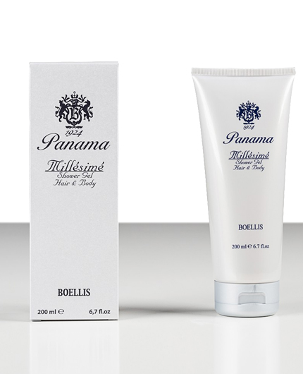 panama millesimè air & body shower gel 200 ml uomo