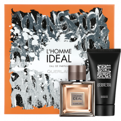 new guerlain homme ideal edt e gel doccia
