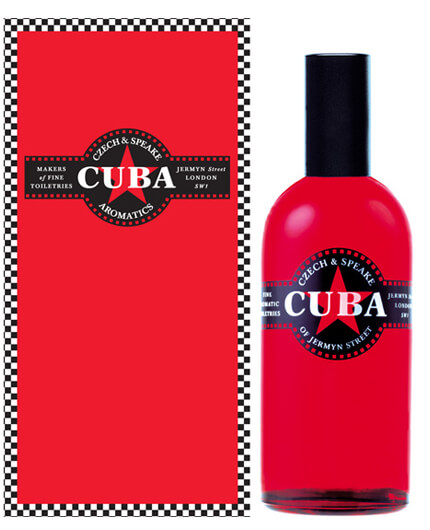 CUBA AFTER SHAVE
