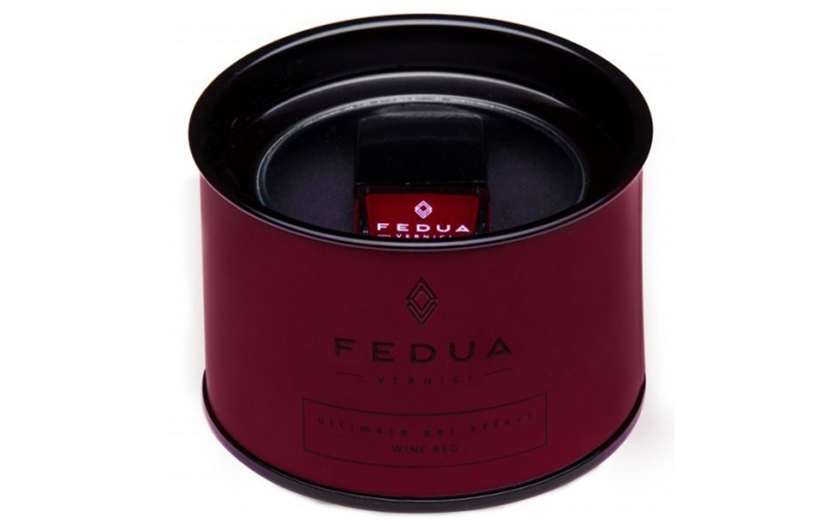 fedua - wine red