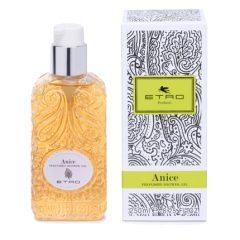 etro anice perfumed shower gel uomo donna 200 ml
