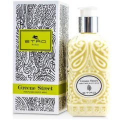 etro greene street perfumed body milk uomo|donna 200 ml
