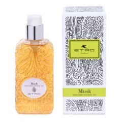 etro musk perfumed shower gel uomo|donna 200 ml