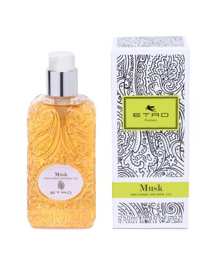 etro musk perfumed shower gel uomo|donna 200 ml