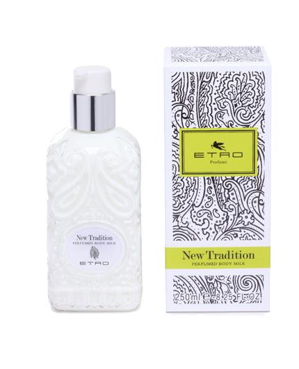 etro new tradition perfumed body milk uomo donna 200 ml