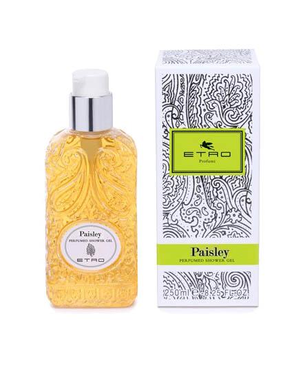 etro paisley perfumed shower gel uomo|donna 100 ml
