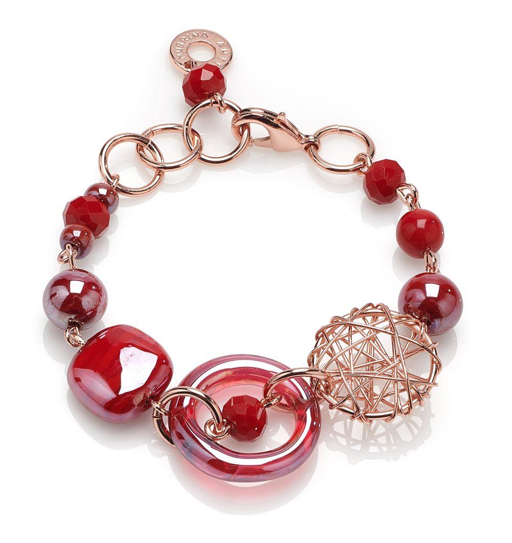 amv nayural circle bracciale